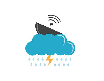 Logo - Curso Meteorologia UNESP/Bauru