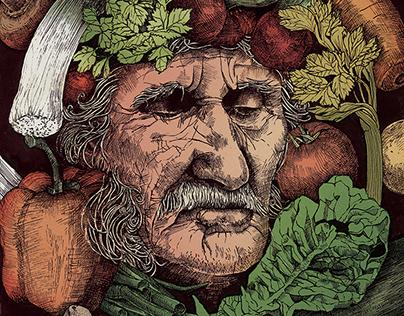 Mr. Vegetable Man