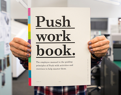 Push Workbook.