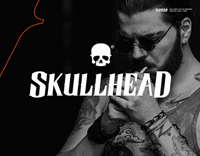 Skullhead - Branding & UX/UI design