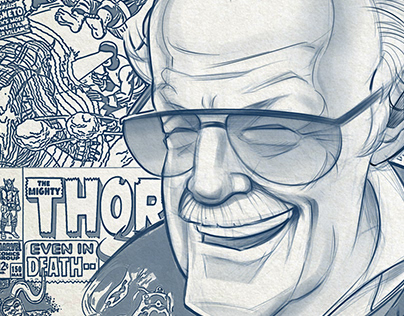 Farewell, Stan Lee