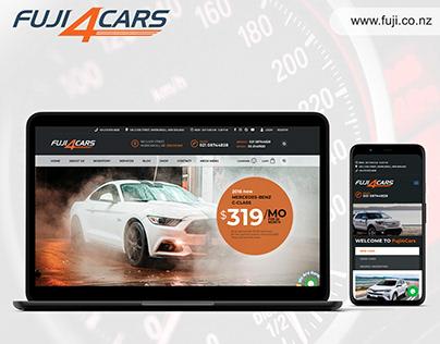 Fuji4Cars Official Website - New Zealand