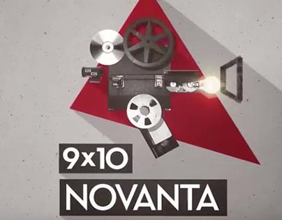 Istituto Luce Cinecittà - 9x10 Novanta - Opening Titles