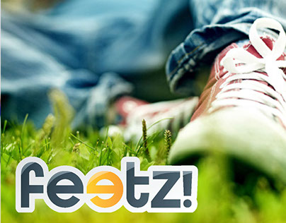 FEETZ! Branding & Identity