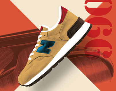 New Balance Mid-Century Modern Collection