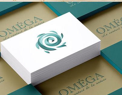Logo & Brand Identity - Omega Research