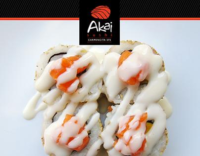 Akai Sushi // Fotografía y F.G RRSS