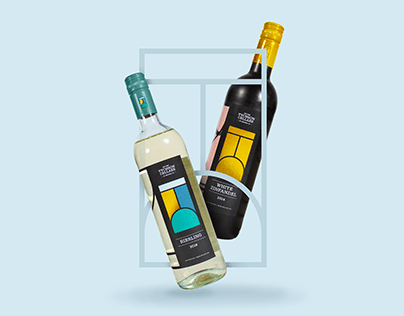 Tychson Cellars: Wine Packaging & Branding