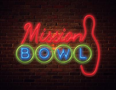 Mission Bowl Branding