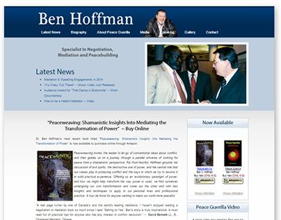 Ben Hoffman Website