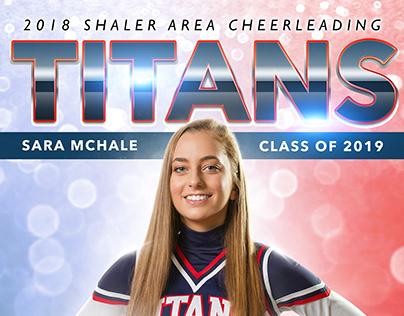 Shaler Area Cheerleading 2018