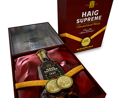 Haig Supreme Packing