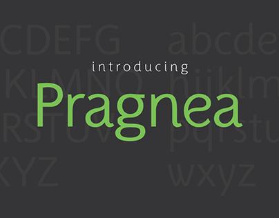 Pragnea Font