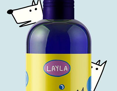 Layla Dog Shampoo