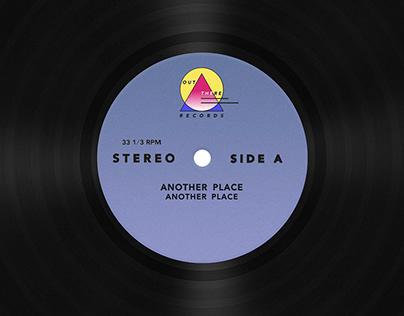 Imaginary Vinyl Record Labels