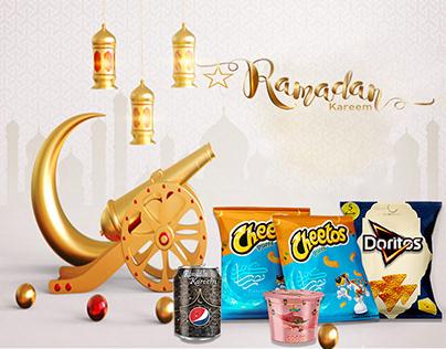 Ramadan Advertising Project