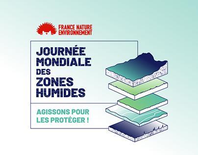 Kit FNE - Protection des Zones Humides