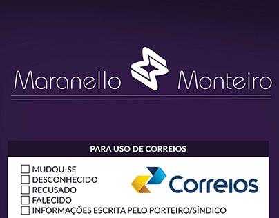 Projeto Maranello Monteiro - Comunicação impressa
