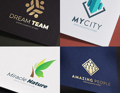 Business logo design templates