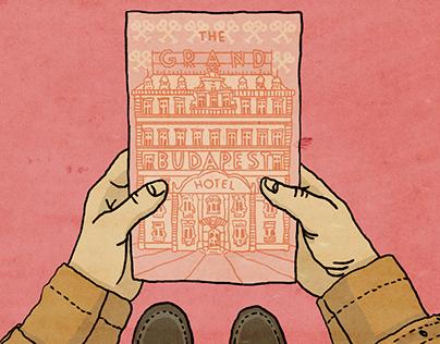 Popmoderna illustrations fall and winter 14/15
