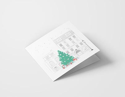 Sotheby's Diamonds Christmas Card