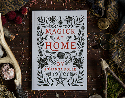 Illustrated Book: Magick at Home
