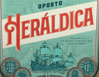 Oporto Vintage HERÁLDICA 🇵🇹🍇