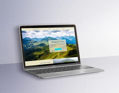 Travel Company | UI/UX solution