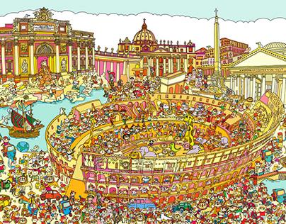 Colosseum 🇮🇹 Rome