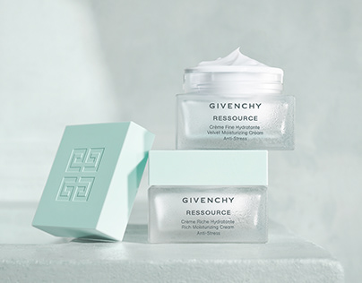 GIVENCHY BEAUTY // RESSOURCE