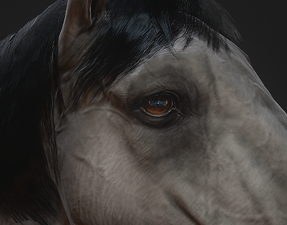 Horse (Real-Time Model)
