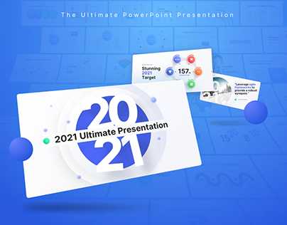 Free 2021 Ultimate PowerPoint Presentation Template