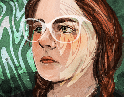 Portrait illustration (2021)