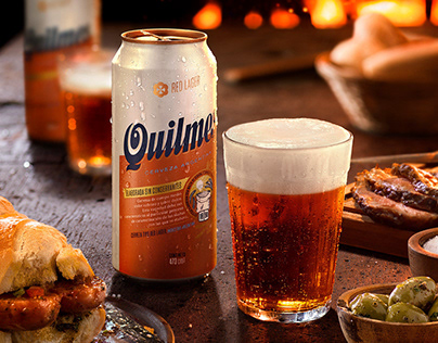 Quilmes Red Lager