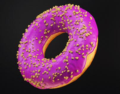 Procedural Donut
