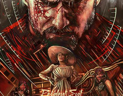 Resident Evil Village Fan Art Poster