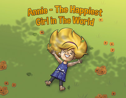 Annie - The happiest Girl in the Wordl By Paul Kendall