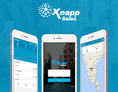 Xnapp Sales Report App