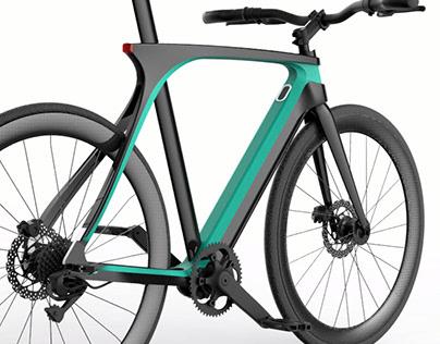 Concept bike skulpting
