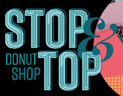 Donut Shop Branding