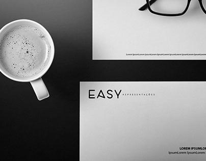 Easy Representações - Identidade Visual.