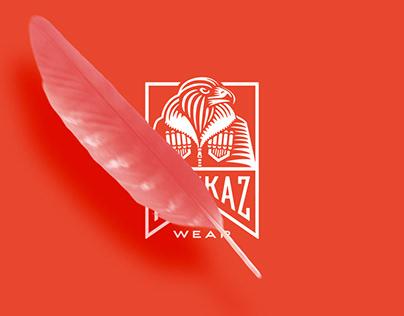 Logo for Kavkaz wear