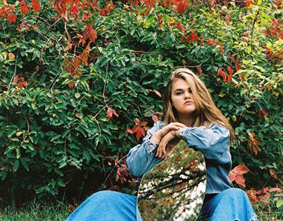 Stacy Still on Kodak Portra 400
