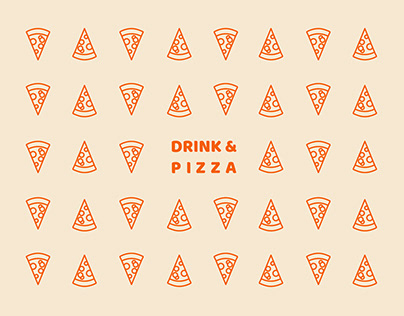 DRINK & PIZZA