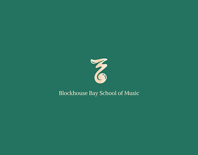 Music School   Branding & UI/UX Design