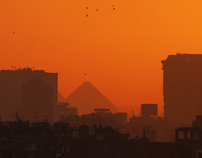 GOLDEN HOUR, EGYPT