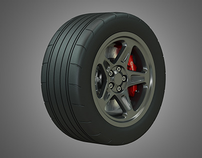 SRT - Wheel and Tire
