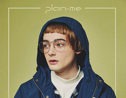 plain-me 2018 LOOKBOOK