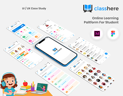 Classhere - Online Learning Course