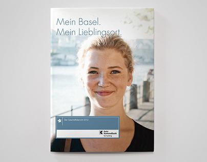 Basler Kantonalbank. Annual Report 2012.